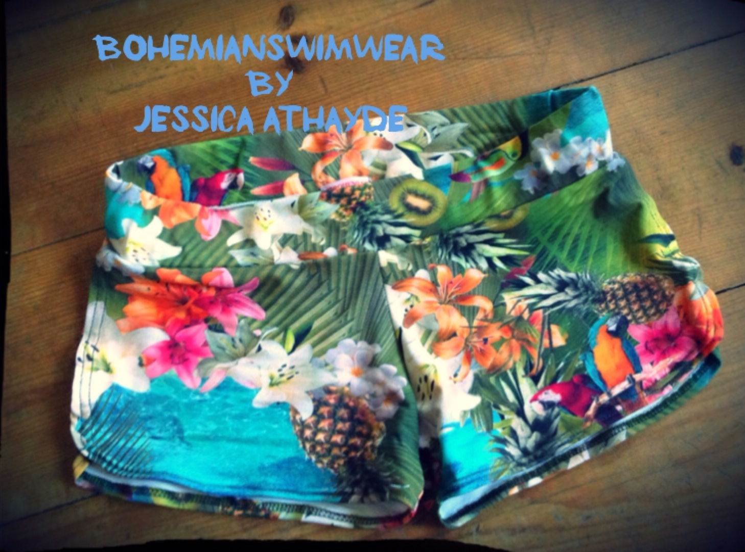 Giveaway - Bohemian Swimwear by Jessica Athayde
