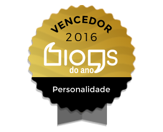Blog do Ano - Categoria Personalidade