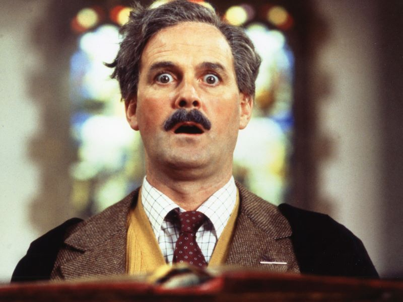 John Cleese best moments